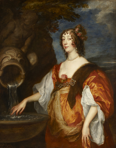 Lady Lucy Percy, Countess of Carlisle (c.1600 - 1660)