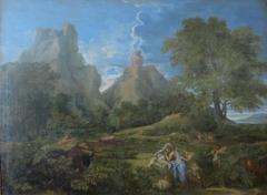 Landscape with Polyphemus