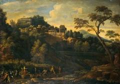 Landscape with the Triumph of Bacchus