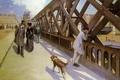 Le Pont de l'Europe / The Europe Bridge