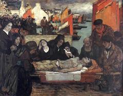 Les victimes de la mer