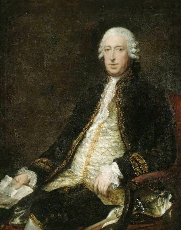 Lord George Sackville, Viscount Sackville (1716-1785)
