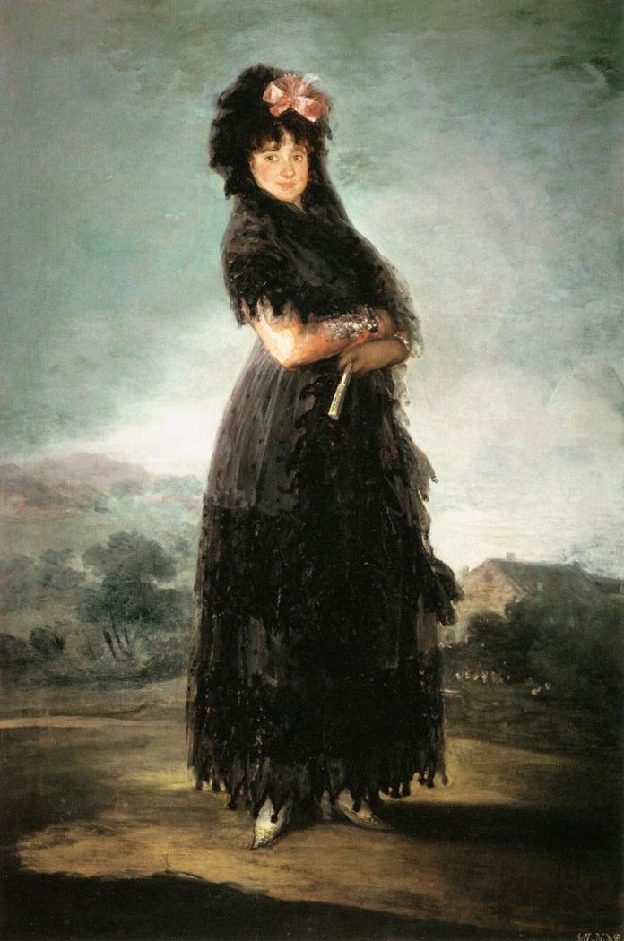 Mariana Waldstein, Ninth Marquesa de Santa Cruz