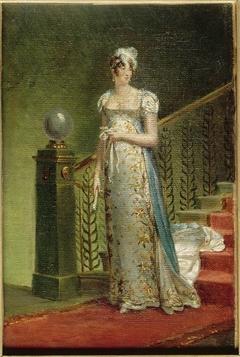 Marie-Annuciade-Caroline Bonaparte, reine de Naples, au palais de l'Elysée (1782-1839)