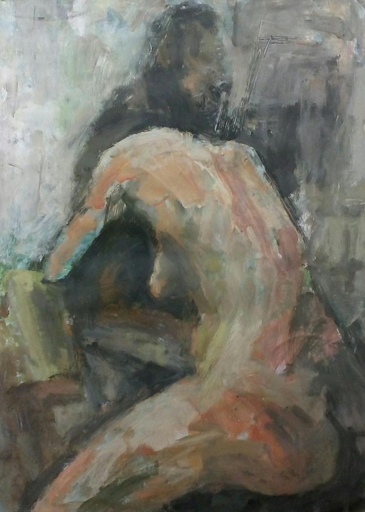 Woman sadness 2