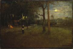 Moonlight, Tarpon Springs