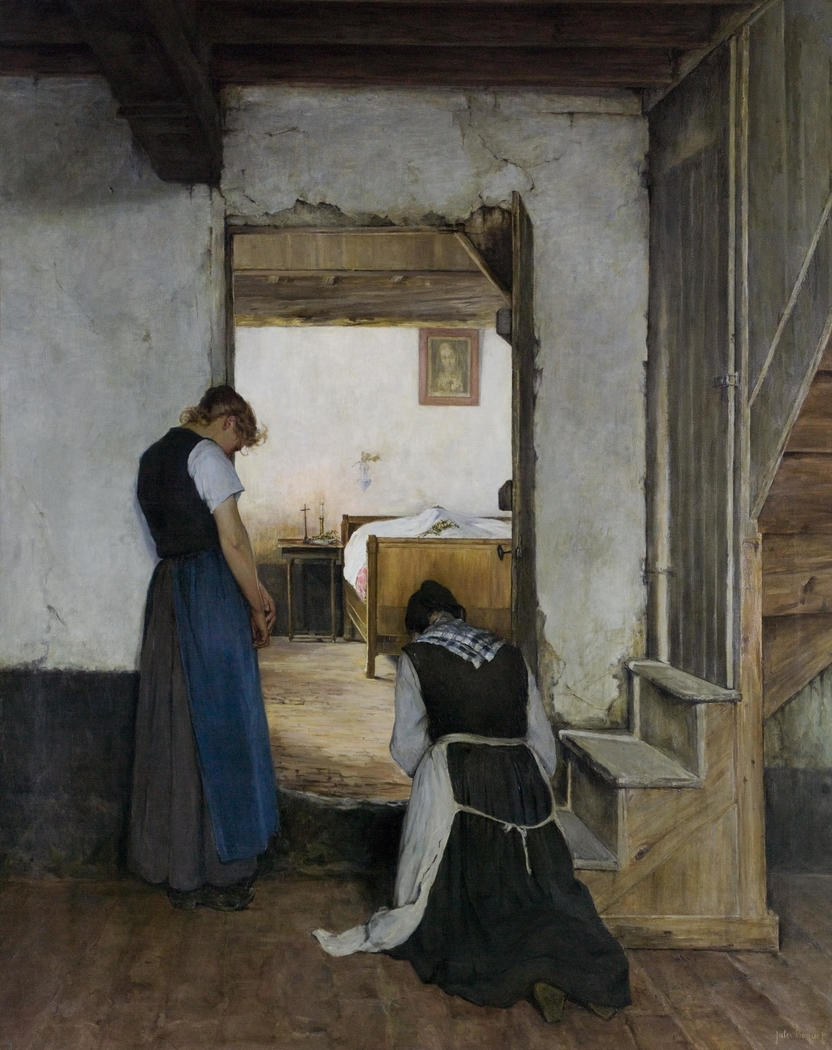 Mourning (Le deuil)