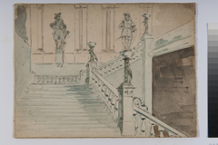 Museu Paulista / Escada Interior