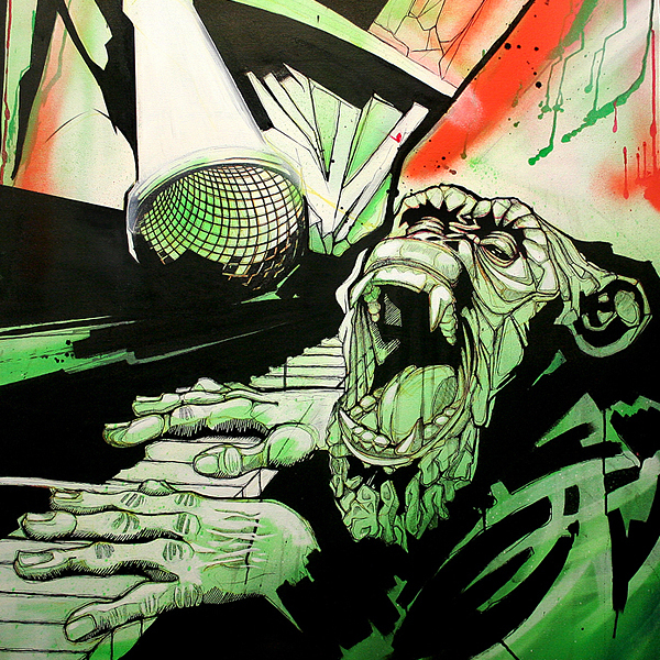 Performing Monkey 01