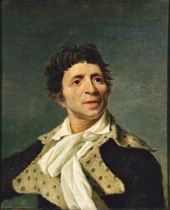 Portrait de Jean-Paul Marat (1743-1793), homme politique