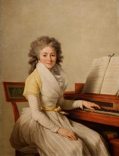 Portrait de Mademoiselle Duplant