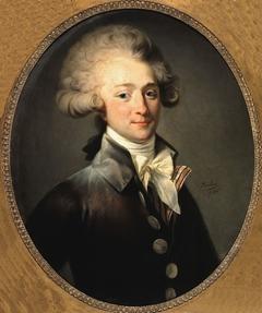 Portrait de Pierre-François-Jean Du Cluzel, marquis de Montpipeau