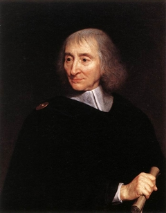 Portrait de Robert Arnauld d'Andilly