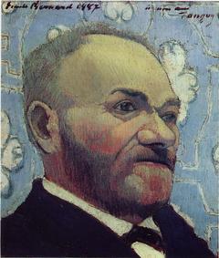 Portrait du père Tanguy