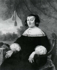Portrait of a Lady, possibly Ermgaard Emerantia Hoefslager