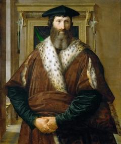 Portrait of a Man (Condottiere Malatesta Baglioni?)