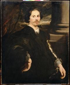 Portrait of a Man with a Sword (Paul de Vos)