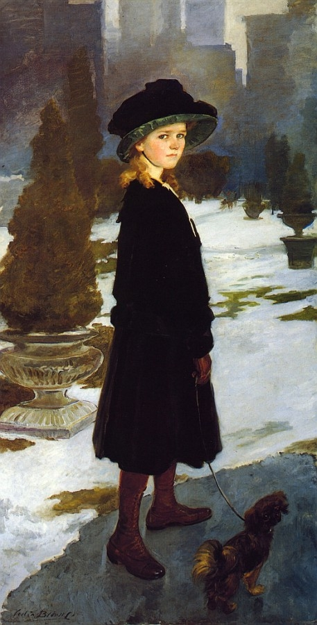 Portrait of Alice Davison
