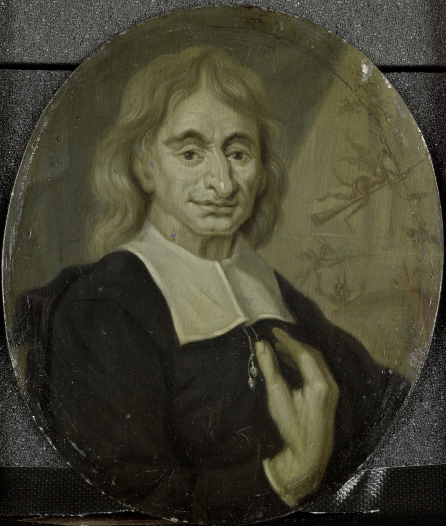 Portrait of Balthasar Bekker, Clergyman and Man of Letters in Amsterdam