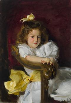Portrait of Charlotte Cram