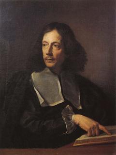 Portrait of Giovanni Pietro Bellori