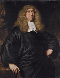 Portrait of Guilliam Dircksz. van Bleijswijk