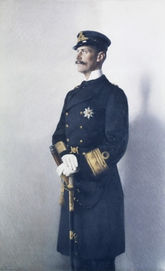 Portrait of Haakon VII of Norway
