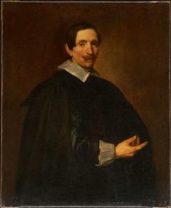 Portrait of Hendrik Dubois (1589-1646), Artist and Art Dealer