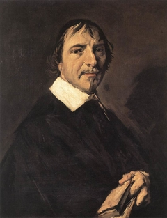 Portrait of Herman Langelius