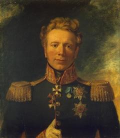 Portrait of Ivan A. (Johann Georg) von Lieven (1775-1848)