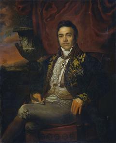 Portrait of Jean Chrétien Baud (1789-1859), Gouverneur-generaal ad interim (1833-35)