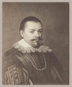 Portrait of Johannes Rutgersius