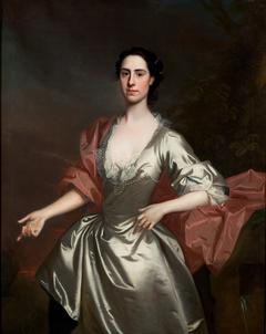 Portrait of Lady Susanna Campbell, née Bernard (d. 1751)