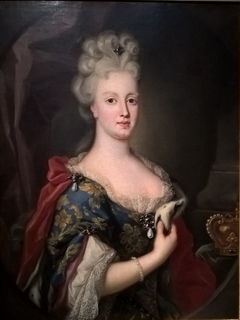 Portrait of Maria Anna from Austria