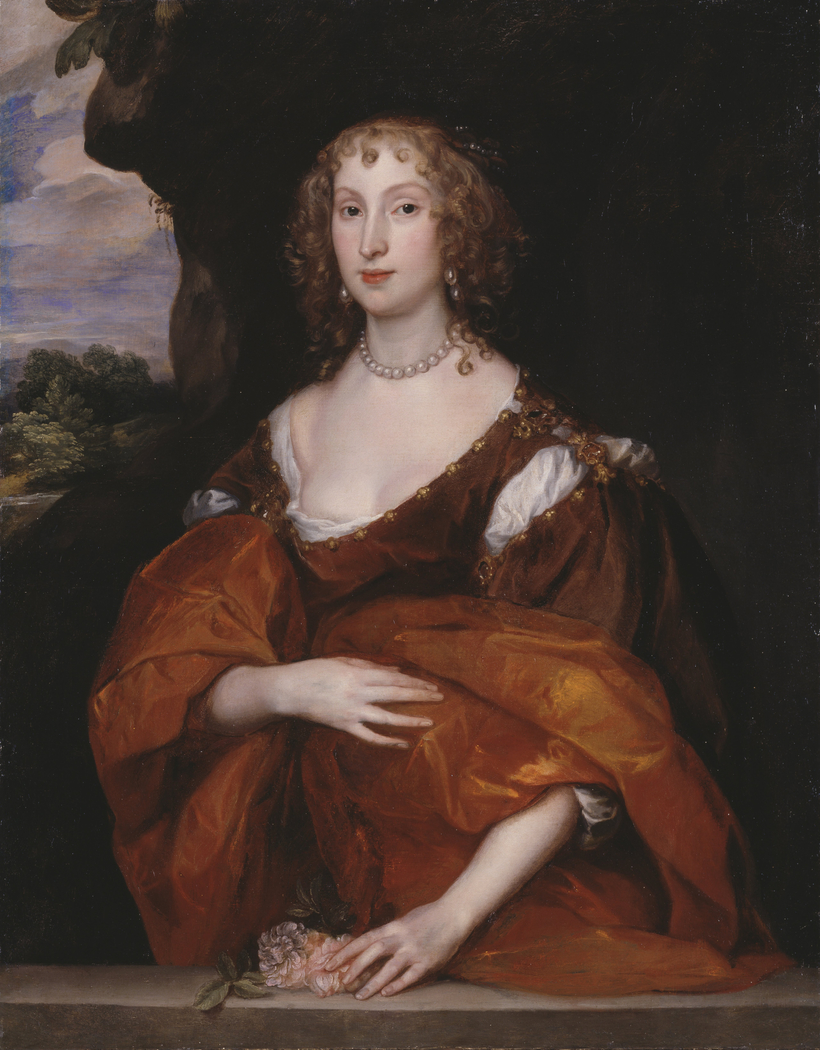 Portrait of Mary Hill, Lady Killigrew