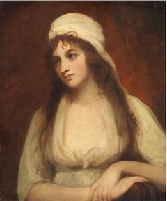 Portrait of Mary Tighe (1747-1791), Poet