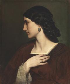 Portrait of Nanna Risi