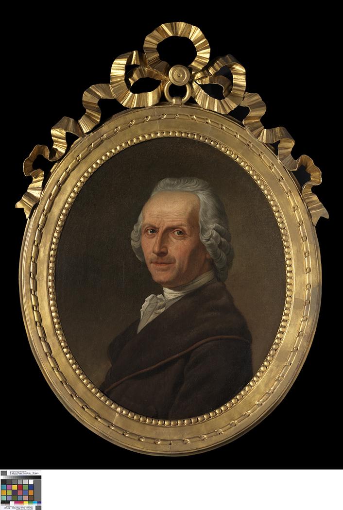 Portrait of Paul Josef de Cock