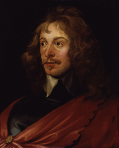 Portrait of Sir John Suckling