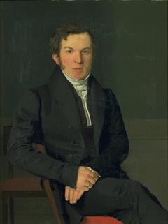 Portrait of the Artist´s Cousin, Michael Christian Petersen