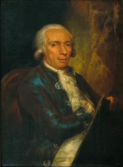 Portrait of the Engraver Pasqual Pere Moles, first director of the Escola de Llotja