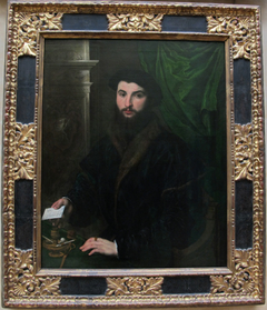 Portrait of Thomas Stachel