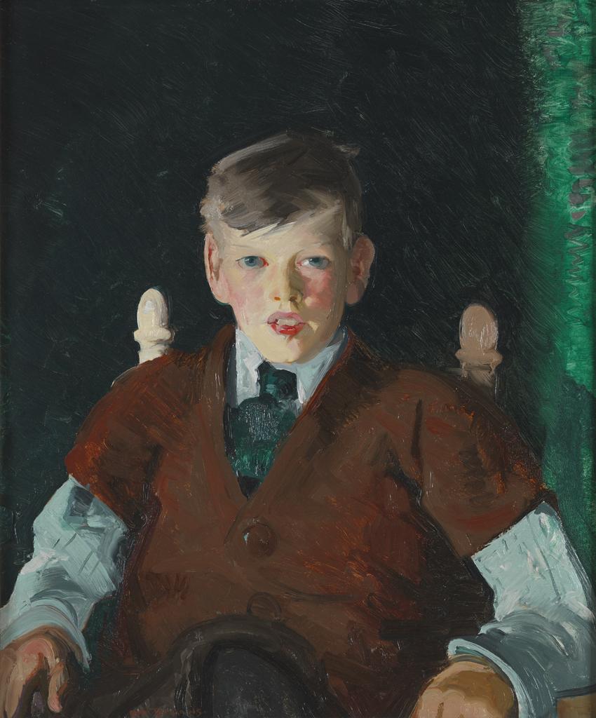 Portrait of Walter Littlefield