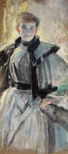 Portrait of Wanda Kossuth.