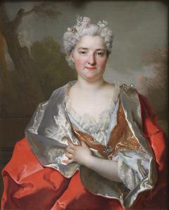 Portrait présumé de Anne Thérèse de Marquenat de Courcelles