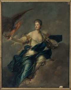Portrait présumé de Mme de Mailly (1710-1751), en Hébé