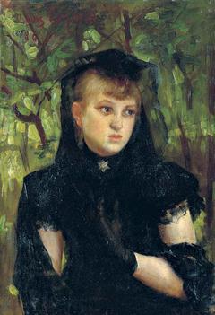 Porträt Frau Behn