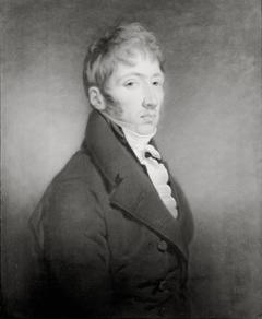Portret van Abraham van Eeghen (1786-1818)