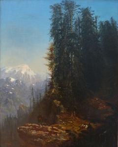 Pyrenean Landscape