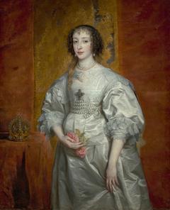Queen Henrietta Maria